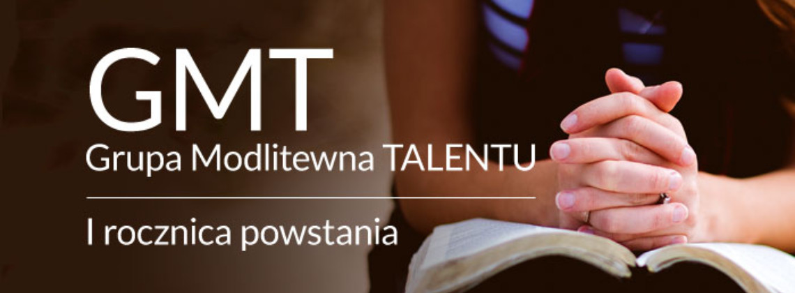 Grupa modlitewna TALENT-u